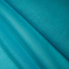 Ситец гладкокрашеный 80 см 65 гр/м2 цвет бирюзовый