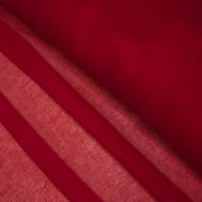 Ситец гладкокрашеный 80 см 65 гр/м2 цвет бордовый