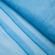 Ситец гладкокрашеный 80 см 65 гр/м2 цвет голубой