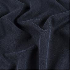 Ткань на отрез дублерин трикотажный стрейч 150 см 50 гр/м2 цвет черный