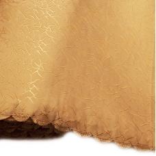 Мерный лоскут на отрез портьерная ткань Мрамор 150 см персиковый