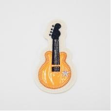 Аппликация Гитара 10*5см