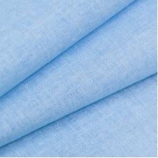 Ткань на отрез перкаль гладкокрашеный 150 см 82205/5 цвет голубой