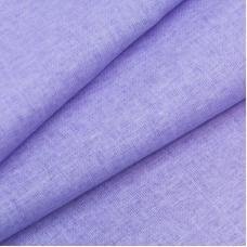 Ткань на отрез перкаль гладкокрашеный 150 см 82285/5 цвет сиреневый