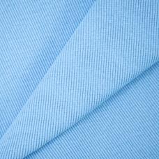 Ткань на отрез кашкорсе с лайкрой 5699-1 цвет голубой
