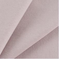 Ткань на отрез футер с лайкрой 224-1 цвет пудровый