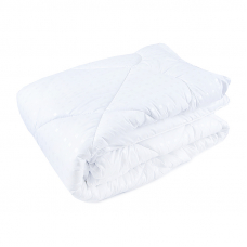 Одеяло Лебяжий пух 140/205 300гр/м2 чехол поплекс