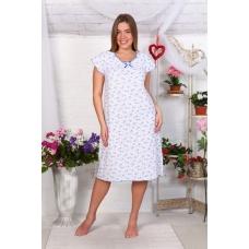 Сорочка женская Крестьянка компьтерка размер 44