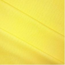 Полулен 150 см 70017 цвет желтый