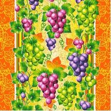 Вафельное полотно 50 см 170 гр/м2 199291 Виноград