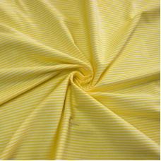 Мерный лоскут на отрез бязь плательная 150 см 1663/8 цвет желтый от 1 м