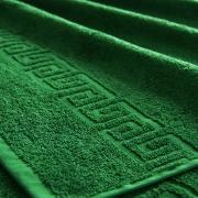 Полотенце махровое Туркменистан 50/90 см цвет зеленый CLASSIK GREEN