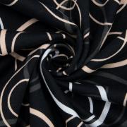 Ткань на отрез кулирка R3304-V2 Круги