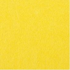 Фетр листовой мягкий IDEAL 1мм 20х30см арт.FLT-S1 цв.643 желтый
