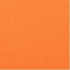Фетр листовой мягкий IDEAL 1мм 20х30см арт.FLT-S1 цв.645 бл.оранжевый