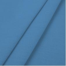 Поплин гладкокрашеный 220 см 115 гр/м2 цвет индиго