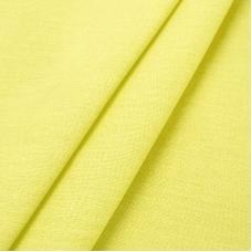 Поплин гладкокрашеный 220 см 115 гр/м2 цвет лимон