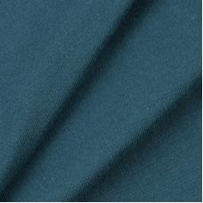 Ткань на отрез кулирка 6718 цвет петроль