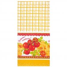 Набор вафельных полотенец 3 шт 35/70 см 76031