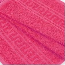 Полотенце махровое 30/50 см цвет 930 фуксия