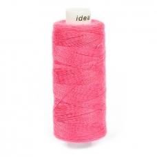Нитки бытовые Ideal 40/2 100% п/э 162 розовый