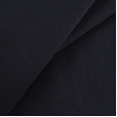 Отрез 150х150 Бязь гладкокрашеная 120 гр/м2 150 см цвет черный