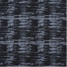 Ткань на отрез футер диагональный с лайкрой Камуфляж серый
