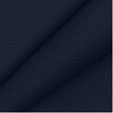 Ткань на отрез кашкорсе с лайкрой 2408-1 цвет темно-синий