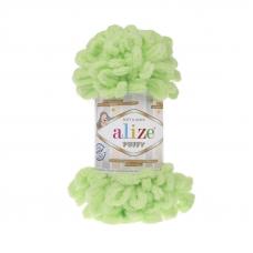 Пряжа ALIZE PUFFY 41 - фисташковый (100% микрополиэстер)