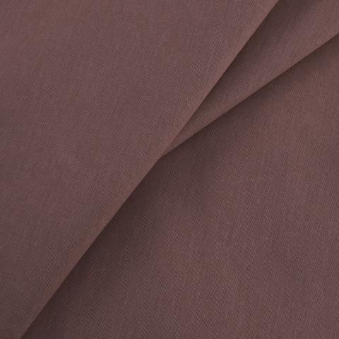 Бязь гладкокрашеная 120гр/м2 220 см на отрез цвет шоколад