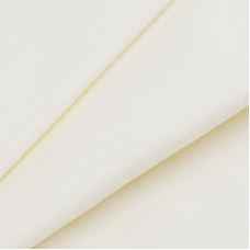 Ткань на отрез кулирка 1157-4 цвет экрю 2