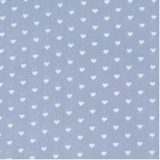 Отрез 150х150 Бязь плательная 150 см 1746/17 цвет серый