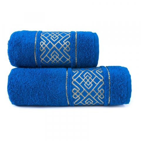Полотенце махровое Bangle ПЛ-3601-02924 50/80 см цвет синий