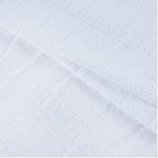 Полотенце махровое 30/50 см цвет 024 белый