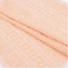 Полотенце махровое 30/50 см цвет 028 персик