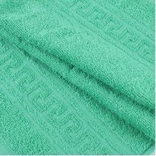 Полотенце махровое 30/50 см цвет 603 ярко-зеленый