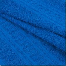 Полотенце махровое 30/50 см цвет 706 ярко-синий