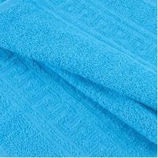 Полотенце махровое 30/50 см цвет 720 бирюза