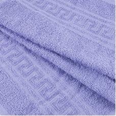 Полотенце махровое 30/50 см цвет 805 насыщ.сирень