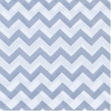 Ткань на отрез бязь плательная 150 см 1692 цвет серый
