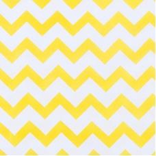 Ткань на отрез бязь плательная 150 см 1692 цвет желтый