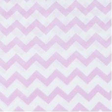 Ткань на отрез бязь плательная 150 см 1692 цвет розовый