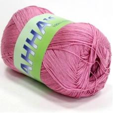 Анна 317 100% хлопок 100гр 530м 1000 (Италия) цвет розовый