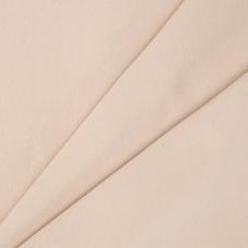 Ткань на отрез футер 3-х нитка диагональный цвет кремовый
