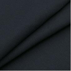 Ткань на отрез саржа цвет черный