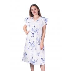 Сорочка женская бязь вид 2 157/1 размер 64-66