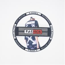 Нашивка Fashion №1 17.5 см