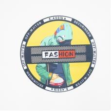 Нашивка Fashion №3 17.5см
