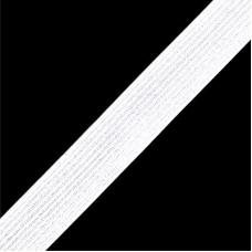 Резинка вязаная 50мм 50ярд белая МС170