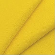 Ткань на отрез рогожка 150 см 11440 цвет лимонный